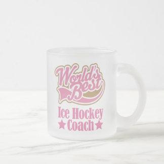 Ice Hockey Coach Gift Girls Worlds Best Mugs