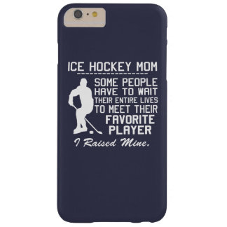 ICE HOCKEY MOM BARELY THERE iPhone 6 PLUS CASE