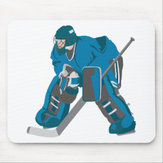 Ice Hockey Mouse Mat