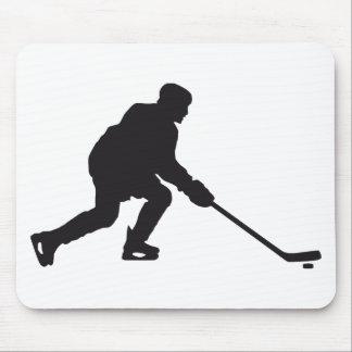 ice hockey mouse mat