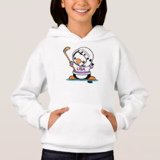 Ice Hockey Penguin