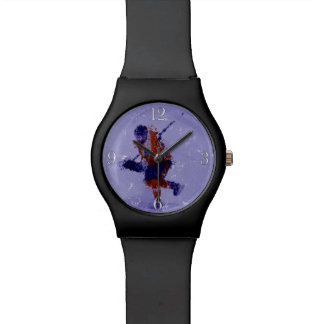 Ice Hockey Player I - Winter Sports Series Watch