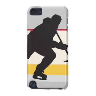 ice hockey player on the move iPod touch (5th generation) covers