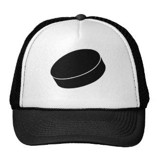 Ice Hockey puck Mesh Hat