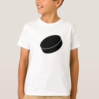 Ice Hockey puck T-Shirt