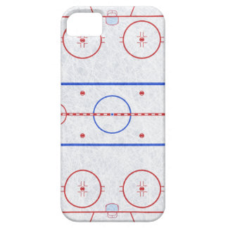 Ice Hockey Rink Case For The iPhone 5