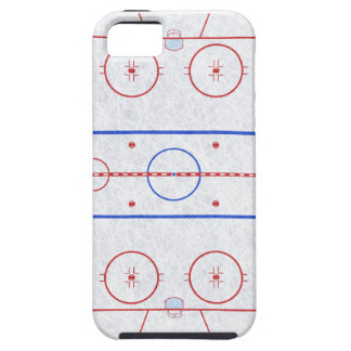 Ice Hockey Rink iPhone 5 Case