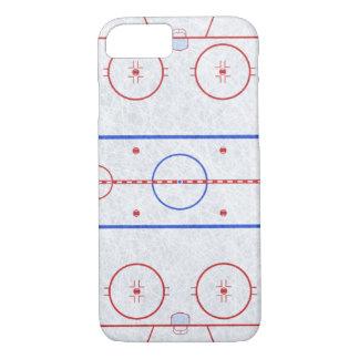 Ice Hockey Rink iPhone 7 Case