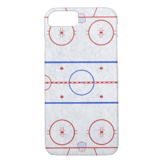 Ice Hockey Rink iPhone 8/7 Case