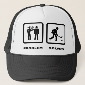 Ice Hockey Trucker Hat
