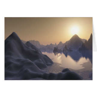 ice (hooded lake) cards