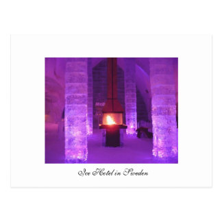 Ice Hotel in Sweden01 - Postcard