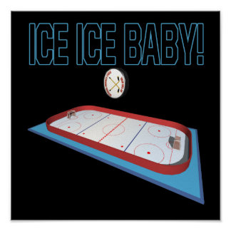 Ice Ice Baby Posters