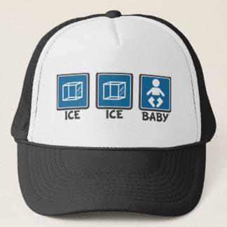 Ice Ice Trucker Hat
