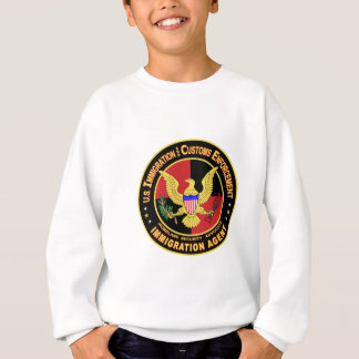 ICE - Immigration & Customs Enforcement Sweatshirt