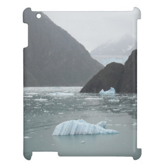 Ice in Tracy Arm Fjord Ipad Case