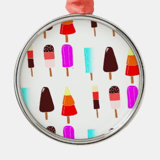 Ice lollies christmas ornament