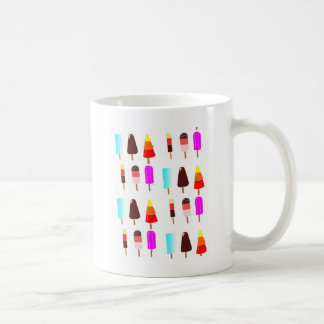 Ice lollies coffee mug