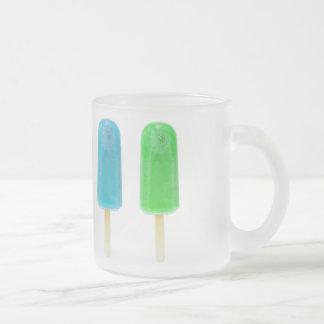 Ice Lollies Row Coffee Mugs