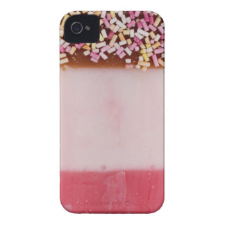 Ice lolly background iPhone 4/s case