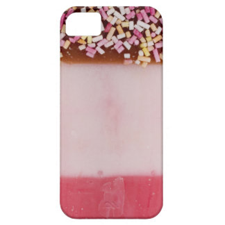 Ice lolly background iPhone 5 case