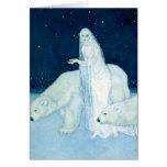 Ice Maiden Fine Art Watercolor Card