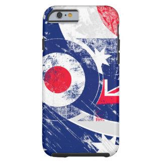 Ice Mod Roundel Grunge Ozzie Tough iPhone 6 Case
