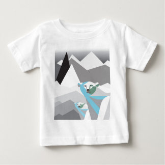 Ice-Mountains.jpg Baby T-Shirt