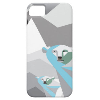 Ice-Mountains.jpg iPhone 5 Cover