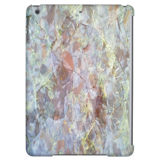 Ice on the ground iPad air case