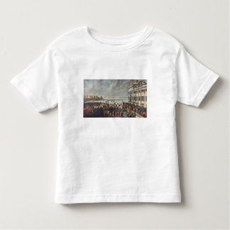 Ice on the Lagoon Toddler T-Shirt