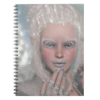 Ice Princess Notebook