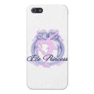 Ice Princess Pink/Purple iPhone 5 Case