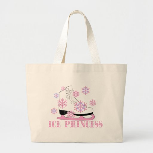 Ice Princess Skate Bag