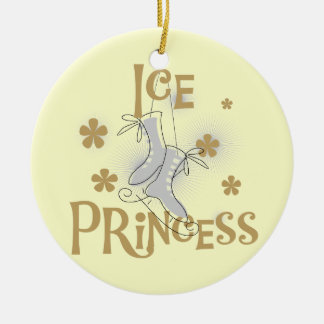 Ice Princess T-shirts and Gifts Christmas Ornament