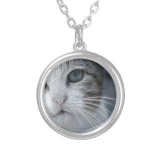 Ice Princess the Feral Feline Necklaces