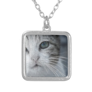 Ice Princess the Feral Feline Pendant