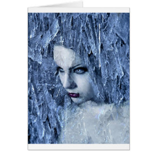ice queen card