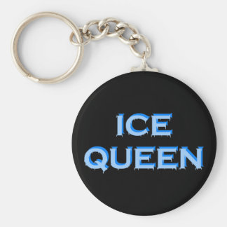 ICE QUEEN KEY RING