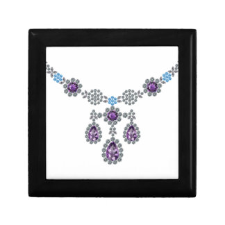 Ice Queen Necklace Gift Boxes