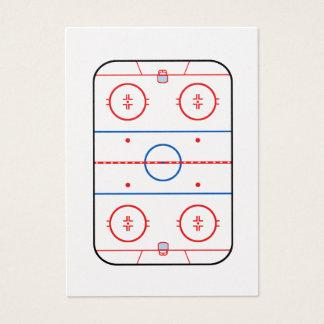 Ice Rink Diagram Hockey Game Companion