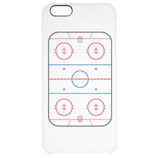 Ice Rink Diagram Hockey Game Companion iPhone 6 Plus Case