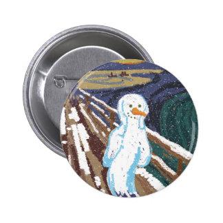 Ice Scream 6 Cm Round Badge