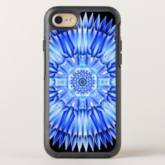 Ice Shards Mandala OtterBox Symmetry iPhone 7 Case