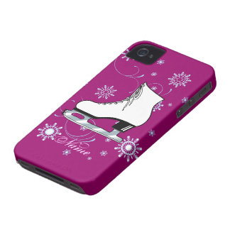 Ice Skate Cell Phone Cover