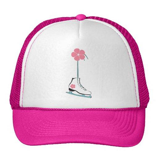 Ice Skate Mesh Hats