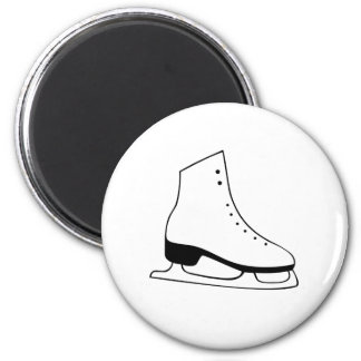 Ice Skate Refrigerator Magnets