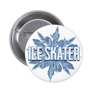ICE SKATER BADGE