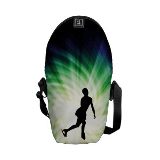 Ice Skater; Cool Courier Bags
