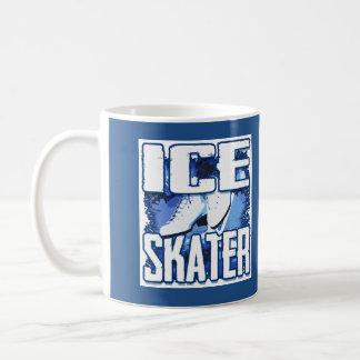Ice Skater design mug